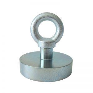 Magnet  pentru forța de pescuit cu magnet 290 kg