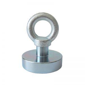 Magnet  pentru forță magnetică de pescuit 162 kg